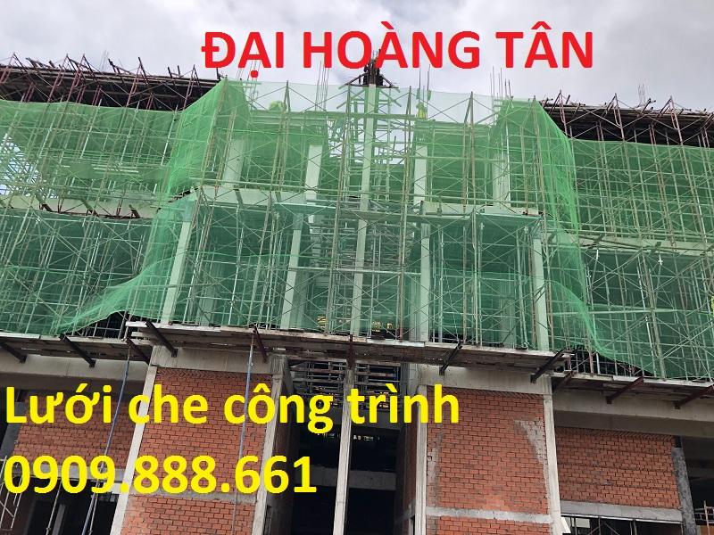 Giá lưới che công trình